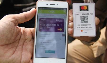 На Atlas Weekend можно рассчитаться с помощью QR кода благодаря технологии Mastercard QR и приложению «СМАРТ-ГРОШІ»
