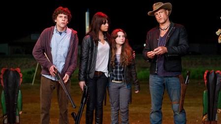 Спустя 10 лет на экраны выйдет сиквел Zombieland с полным актерским составом оригинала