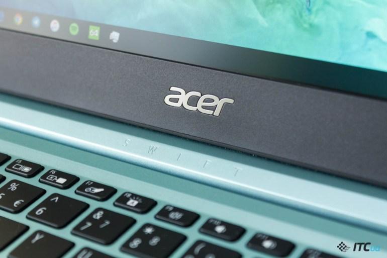 Обзор ноутбука Acer Swift 1 (SF114-32)
