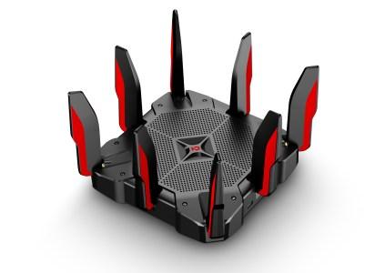 В Украине начались продажи игрового роутера TP-Link Archer C5400X по цене 9999 грн