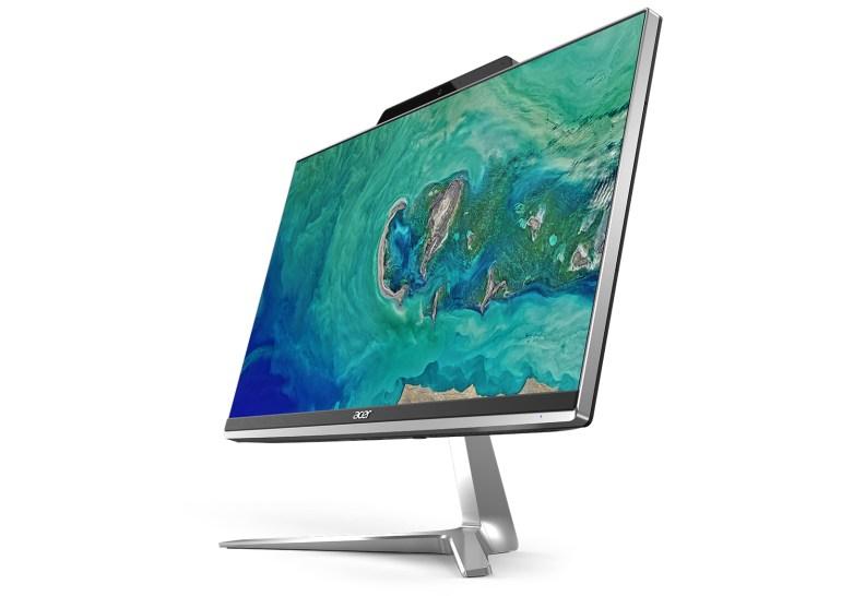 Acer анонсировала моноблок Aspire Z 24 с поддержкой виртуальных ассистентов