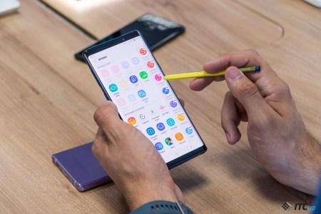 Samsung настроена продать не менее 12 млн смартфонов Galaxy Note9 до конца года