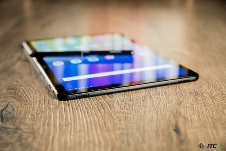 Обзор планшета Samsung Galaxy Tab S4