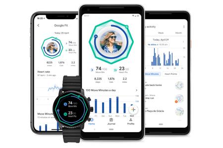 Обновленный Google Fit будет подсчитывать «минуты движения» и «баллы сердца», чтобы мотивировать пользователя двигаться чаще и активнее