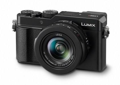 Panasonic анонсировала обновлённую камеру LX100 с улучшенной матрицей и сенсорным дисплеем