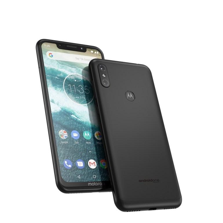 Представлены смартфоны Motorola One и One Power с «чистой» ОС Android