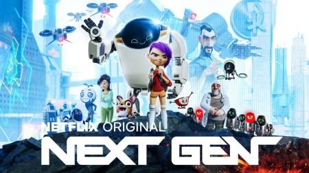 Первый трейлер полнометражного мультфильма Next Gen / «Следующее поколение» от Netflix