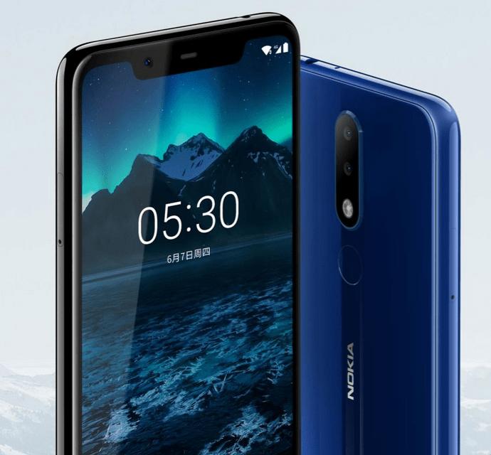 Представлены смартфоны Nokia 6.1 Plus и Nokia 5.1 Plus –  международные версии Nokia X6 и Nokia X5