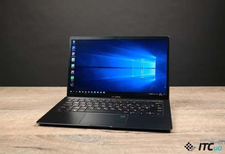 Обзор ноутбука ASUS ZenBook S (UX391)