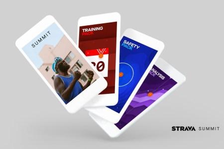 Фитнес-сервис Strava запустил новый тип подписки Summit, в котором пользователи могут раздельно купить пакеты Training, Safety и Analysis