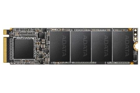 ADATA представила SSD-накопитель XPG SX6000 Pro с интерфейсом PCIe Gen3x4 M.2 2280