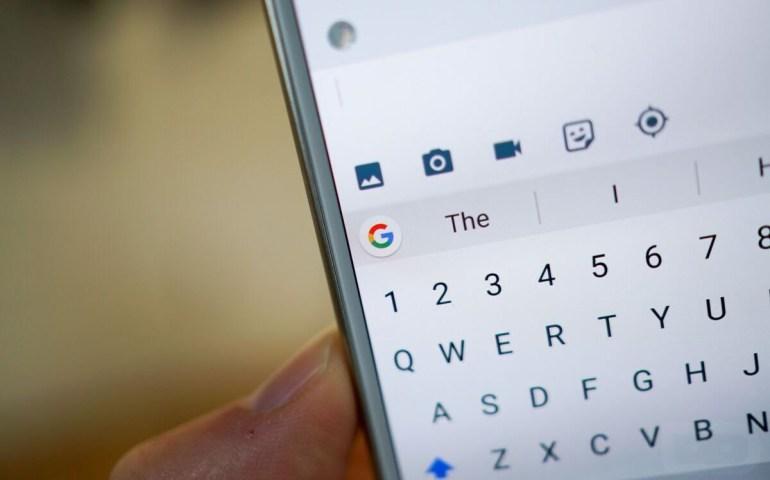 Клавиатура Gboard для Android получила функцию добавления надписей к GIF-анимациям