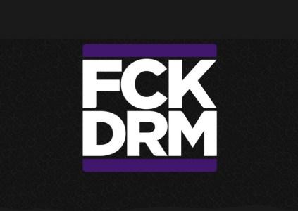 В GOG запустили инициативу FCK DRM, чтобы проинформировать общественность об ограничениях DRM защиты