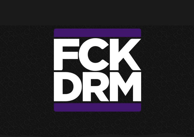 В GOG запустили инициативу FCK DRM, чтобы проинформировать общественность об ограничениях DRM защиты - ITC.ua