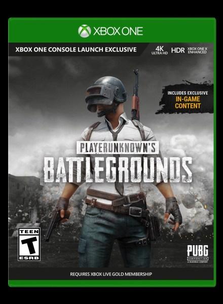 PlayerUnknown's Battlegrounds для Xbox One выйдет из бета-режима 4 сентября 2018 года