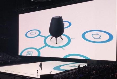 Дизайнеры Samsung Galaxy Home вдохновлялись корейскими вазами, главный козырь умной колонки – качество звука
