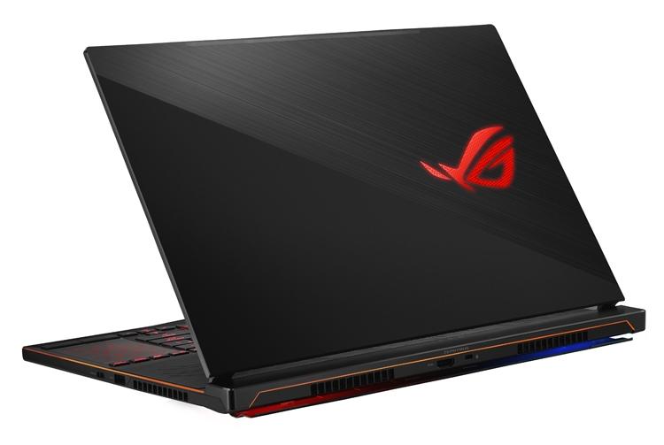 ASUS анонсировала тонкий игровой ноутбук Zephyrus S и 17-дюймовую модификацию Strix Scar II