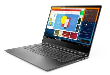 Lenovo Yoga C630 WOS – 13-дюймовый ноутбук-трансформер на SoC Snapdragon 850, способный работать автономно дольше суток