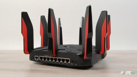 Первый игровой: обзор маршрутизатора TP-Link Archer C5400X