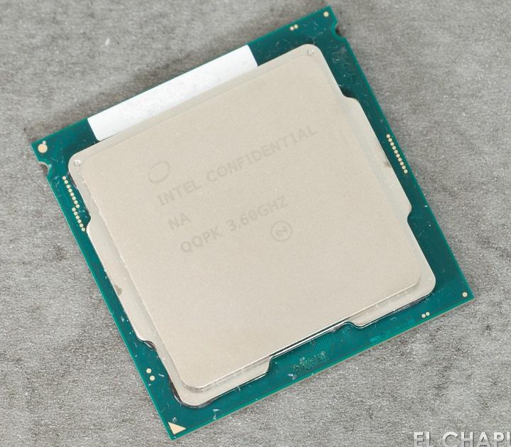Первые полноценные тесты нового восьмиядерного процессора