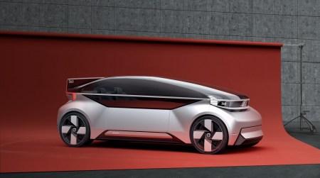 Volvo представила концепт полностью автономного электромобиля Volvo 360c, который в будущем сможет заменить внутренние авиаперелеты