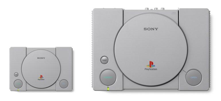 Sony представила мини-консоль PlayStation Classic с двумя контроллерами и 20 играми. Продажи стартуют 3 декабря по цене $100