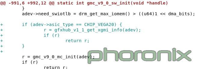 В GPU Vega 20 появится поддержка высокоскоростного соединения xGMI, которое станет конкурентом NVIDIA NVLink