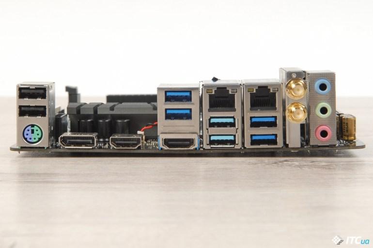 Обзор материнской платы ASRock H370M-ITX/ac: компактная модель для Coffee Lake