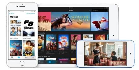Apple прокомментировала недавний скандал с удалением фильмов из iTunes