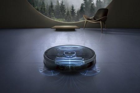 Новинка от Ecovacs — робот, который убирает дом вместо вас