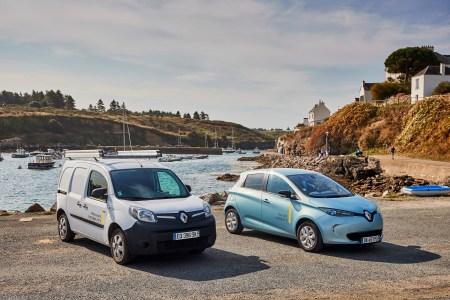 Renault реализует на французском острове Бель-Иль-ан-Мер интеллектуальные системы управления энергетической инфраструктурой