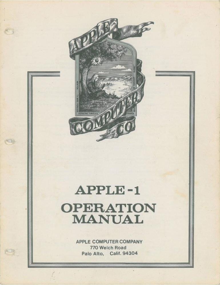 Первый полностью рабочий компьютер Apple продали на аукционе за $375 тыс.