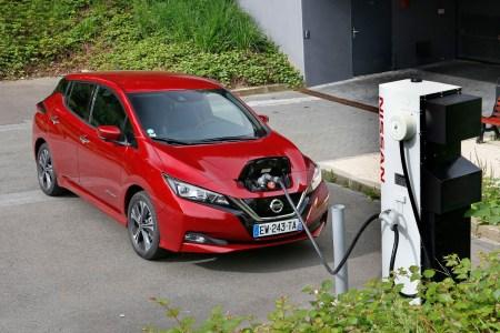 За 8 месяцев текущего года в Европе продали 43 тыс. электромобилей Nissan Leaf, при этом 70% покупателей до этого владели только ДВС-моделями