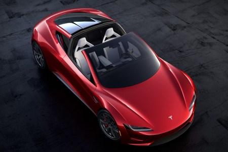 Ещё не вышедший Tesla Roadster нового поколения уже заставил производителей гиперкаров с ДВС искать способы повышения динамики разгона