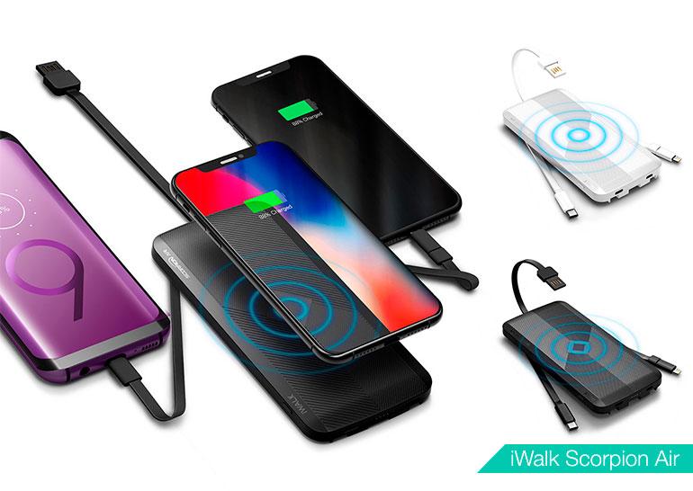 Топ-5 аккумуляторов iWalk
