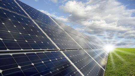 Ученые предложили сделать пустыню Сахара снова зеленой, покрыв ее солнечными и ветряными электростанциями