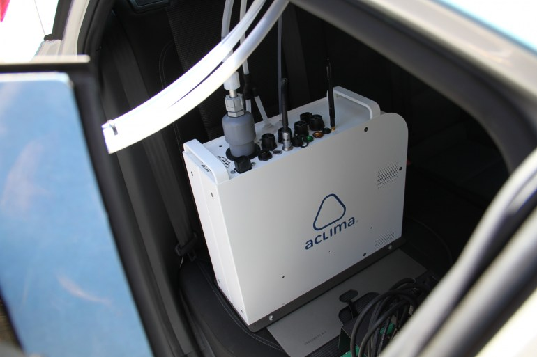 Компания Aclima намерена собирать данные о качестве воздуха по всему миру при помощи автомобилей Google Street View