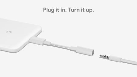 Google заменила переходник с разъемами 3,5 мм и USB Type-C на усовершенствованный, повысив цену до $12