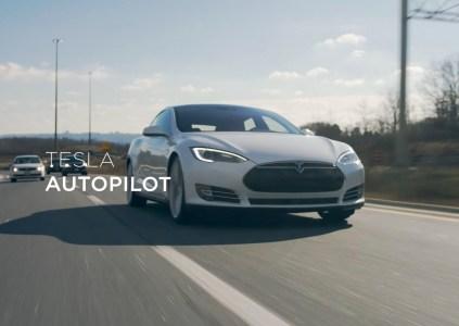 Программное обновление Tesla Autopilot 9 активирует функцию автомобильного видеорегистратора для встроенных камер