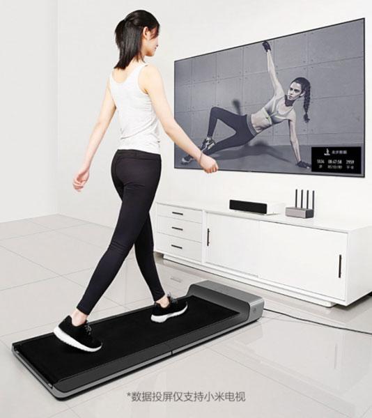 Домашняя беговая дорожка Xiaomi WalkingPad для западных рынков поступит в продажу по цене от $499 – в 2 раза дороже китайской версии