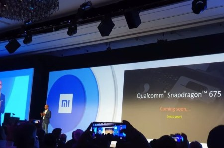 Xiaomi первой заявила о намерении выпустить смартфон на базе новой SoC Snapdragon 675