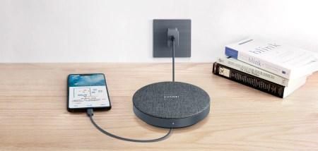Huawei представила зарядку с 1 ТБ встроенной памяти
