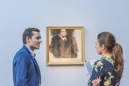 Картина, созданная нейросетью, ушла с молотка на аукционе Christie's за $432,5 тыс