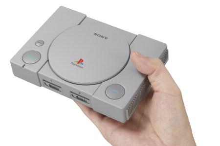 В Украине открылись предзаказы на игровую консоль PlayStation Classic по цене 3 399 грн