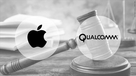 Судья ITC отклонил требование Qualcomm запретить продажи iPhone. Он посчитал, что интересам общества это навредит больше, чем нарушение патента