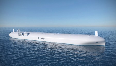 Rolls-Royce запустит беспилотные корабли