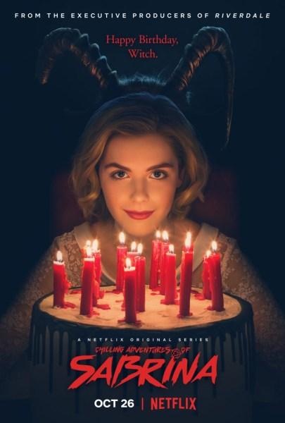 """Первый трейлер мистического сериала """"Chilling Adventures of Sabrina"""" / """"Леденящие душу приключения Сабрины"""" от Netflix и создателей Riverdale"""