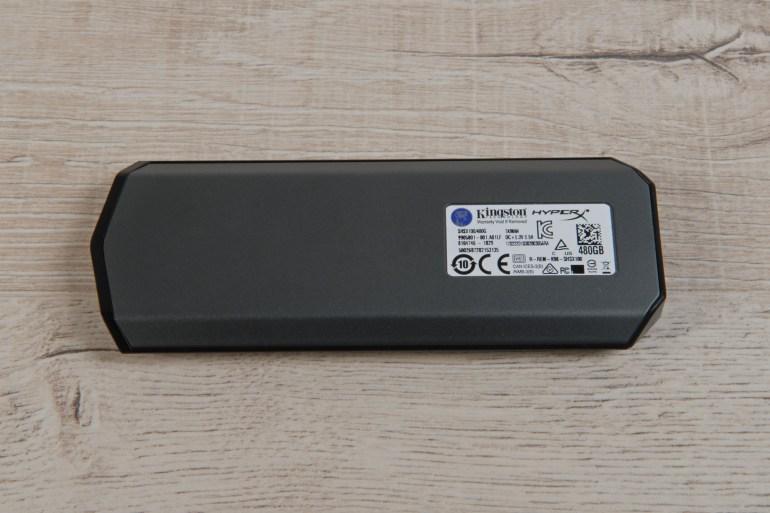 Обзор портативного накопителя HyperX Savage EXO SSD