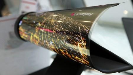 Lenovo работает над сгибаемым планшетом на основе 13-дюймовой OLED-матрицы от LG Display. Его можно будет сложить пополам, получив 8-дюймовый «смартфон»