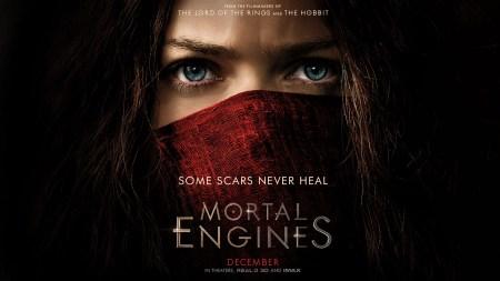 Финальный трейлер фантастического фильма Mortal Engines / «Хроники хищных городов» от Питера Джексона